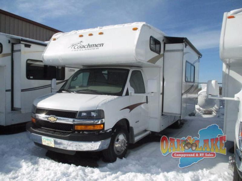 2014 Coachmen Rv Freelander 22QB Chevy 4500