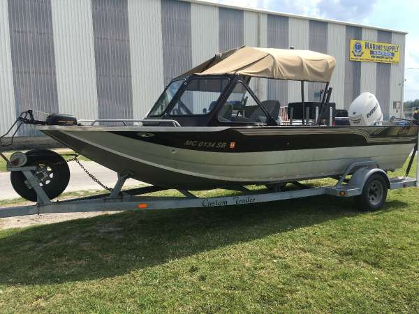 Custom Weld Boats for sale