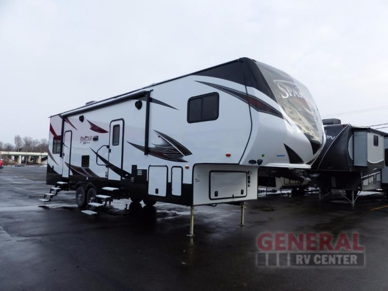 2017 Prime Time Rv Spartan 300 Series 3210