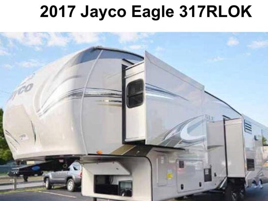 2017 Jayco EAGLE 317RLOK