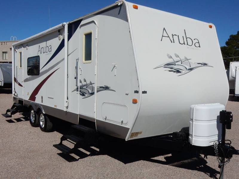 2008 Starcraft Aruba268RKS