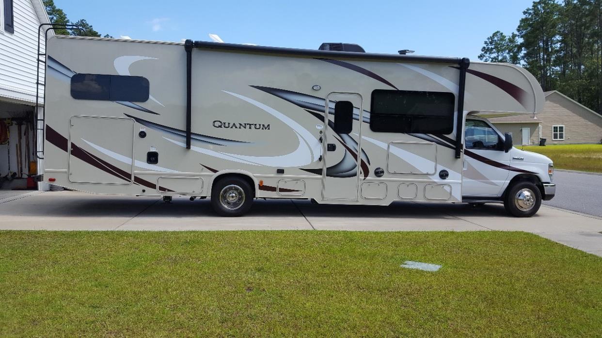 2016 Thor Motor Coach QUANTUM WS31