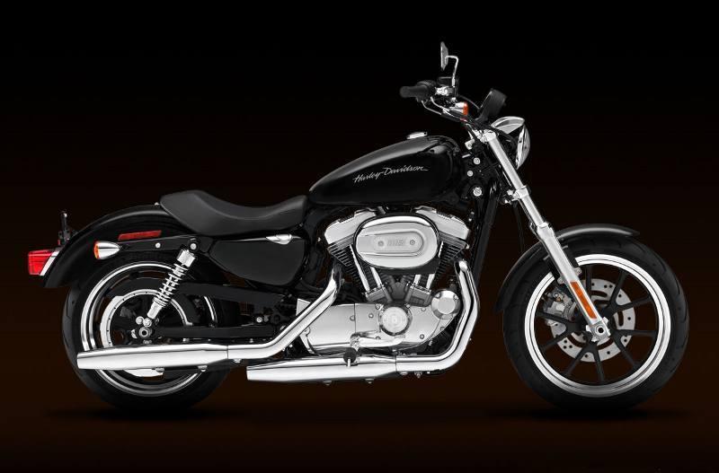 2011 Harley-Davidson XL883L - SPORTSTER X