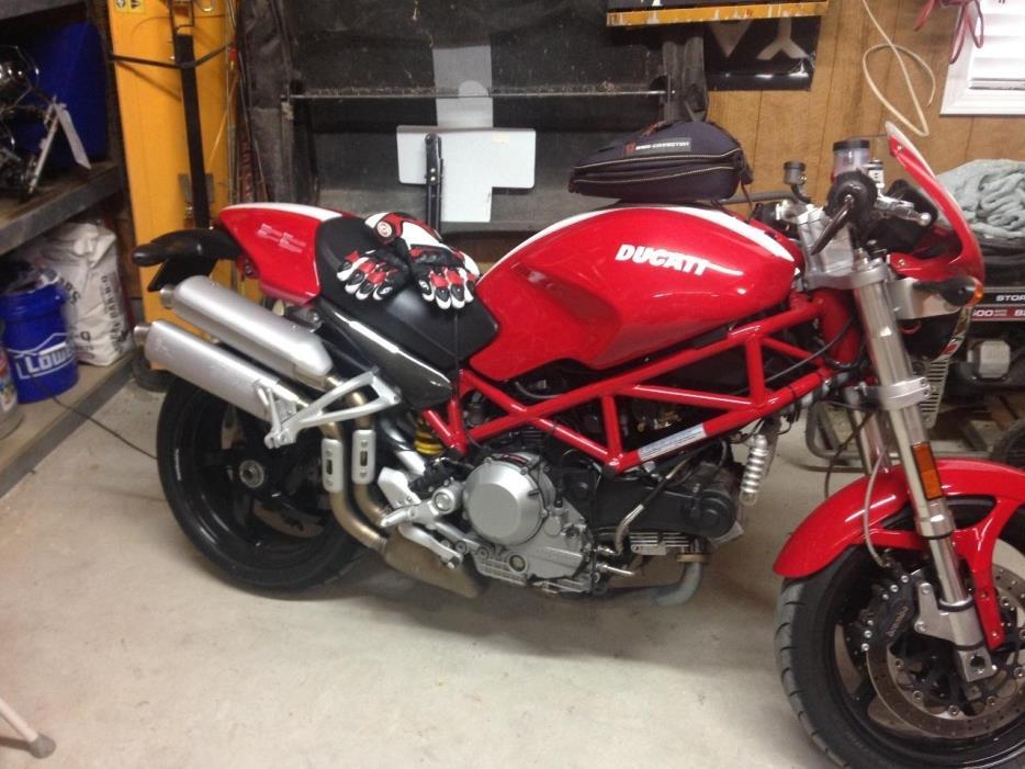 2007 Ducati MONSTER S2R