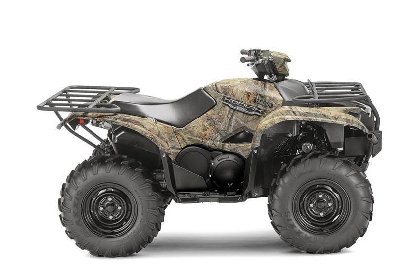 2017 Yamaha KODIAK 700 EPS 4WD HUNTER EDITION