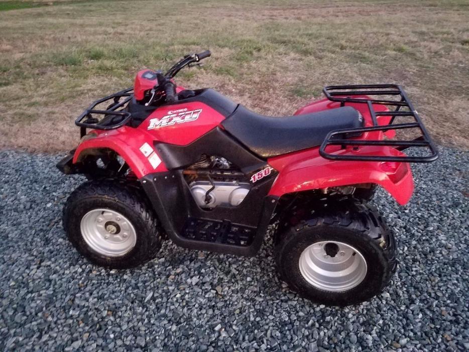 2006 Kymco MXU 150
