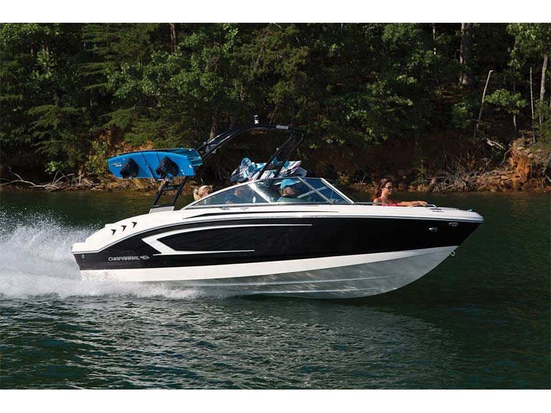 2017 Chaparral 21 H2O Sport
