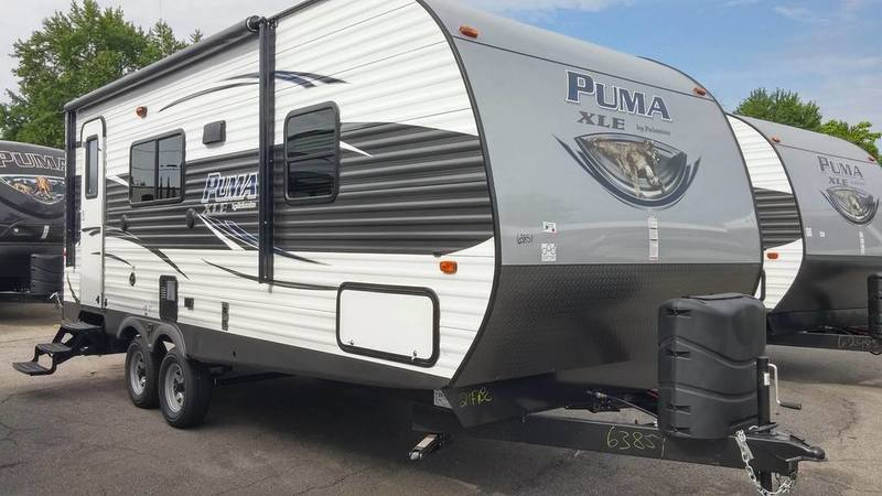 2017 Puma XLE 21FBC