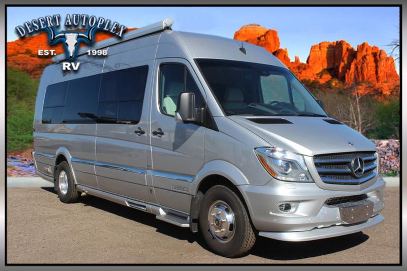 2015 Airstream Interstate Grand Tour EXT