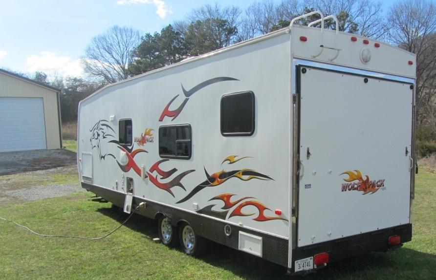 2007 Cherokee WOLF PACK 26WP
