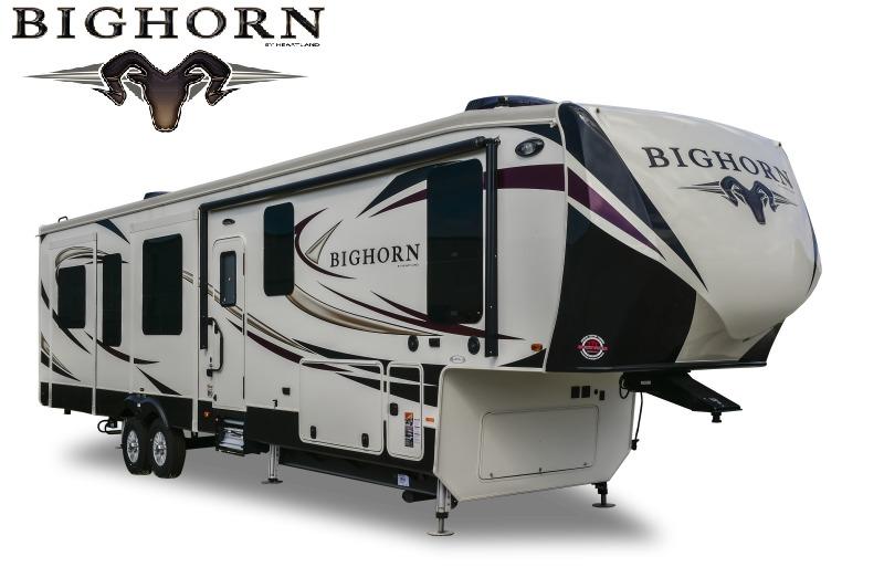 2018 Heartland Bighorn 3970RD