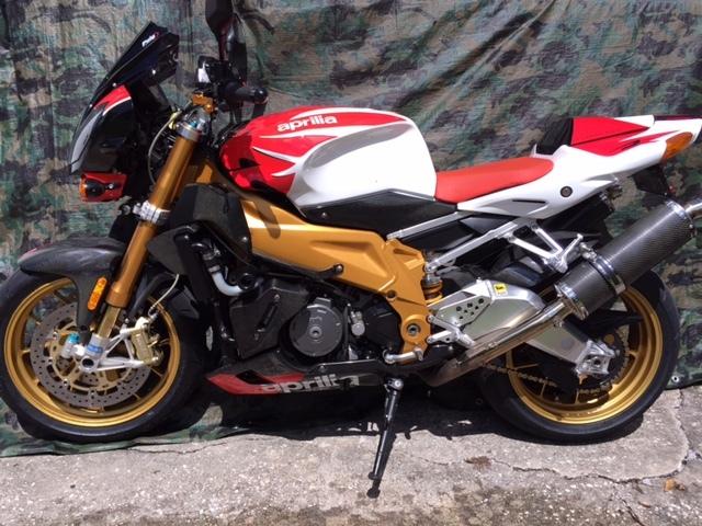 2009 Aprilia TUONO 1000 R FACTORY