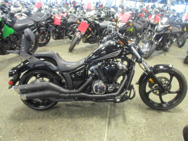 Yamaha stryker motorcycles for sale in oregon for Cottage grove yamaha