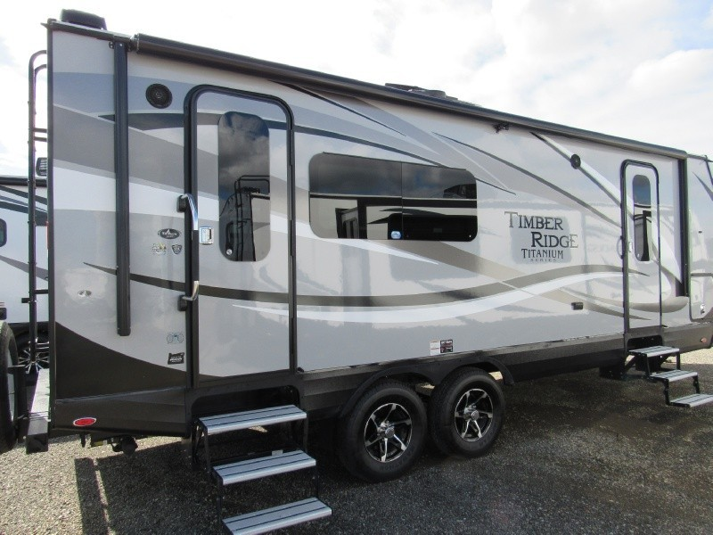2017 Outdoors Rv Timber Ridge 24RKS Titanium Series
