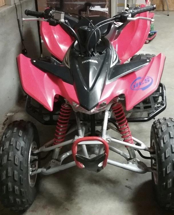 2012 Honda Trx400x Motorcycles For Sale