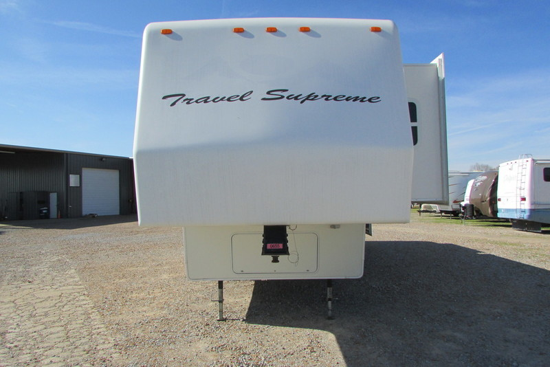 2006 Travel Supreme Classic 38SLQS1 Travel Supreme Fifth Wheel