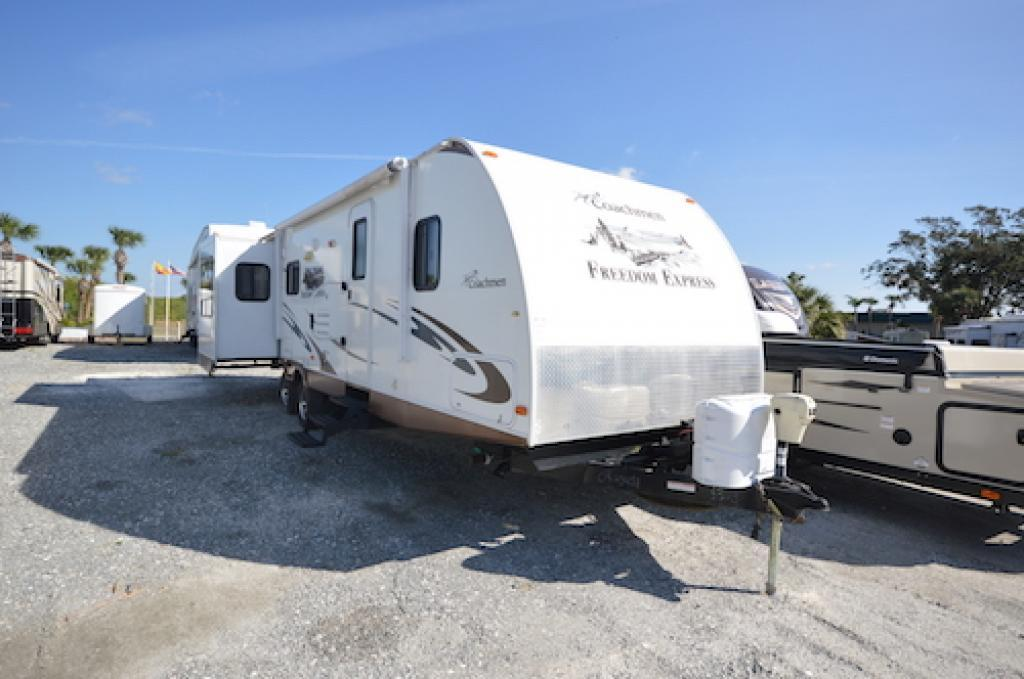 Coachmen 29ft Travel Trailer Rvs For Sale