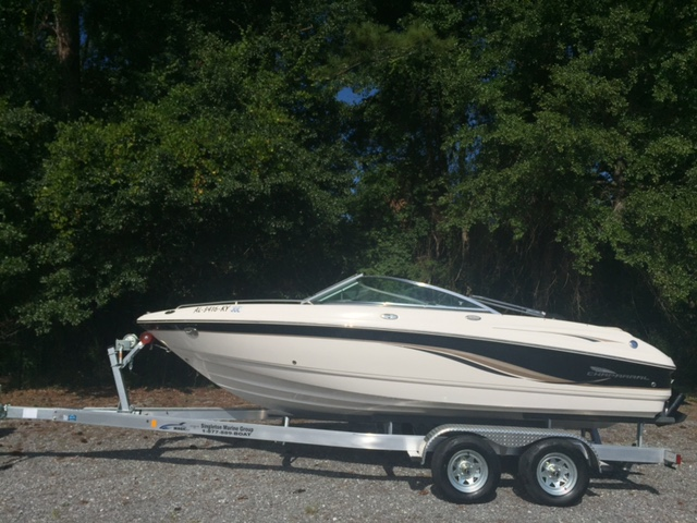 2003 Chaparral Bow Rider