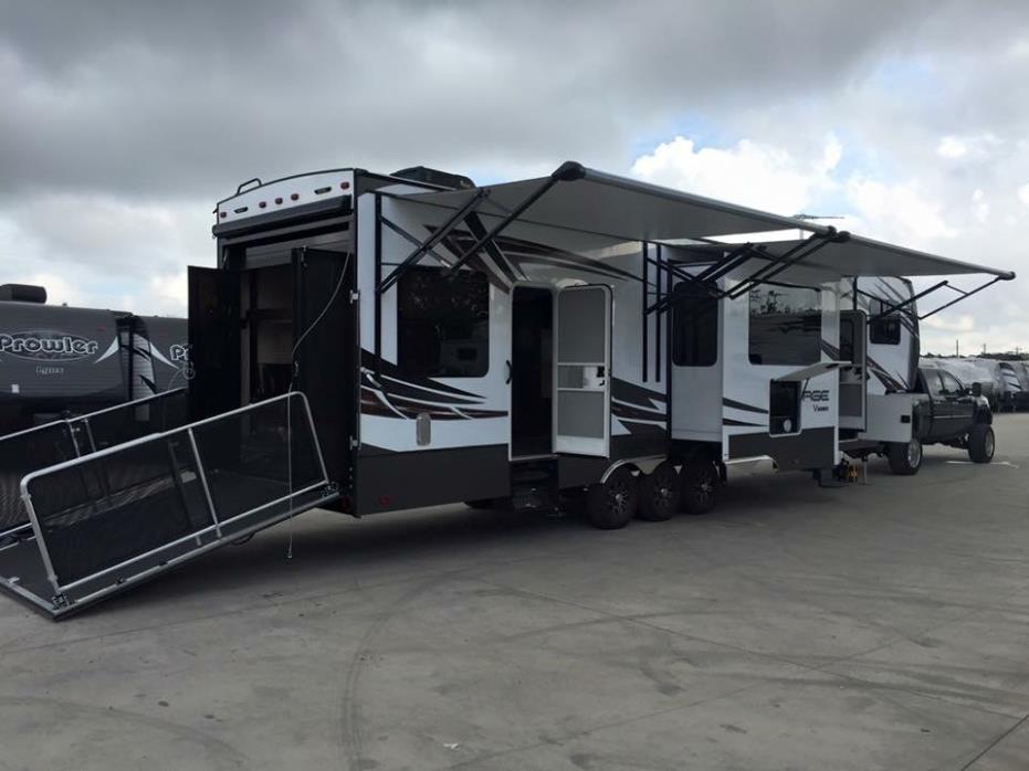 2015 Dutchmen VOLTAGE V3805