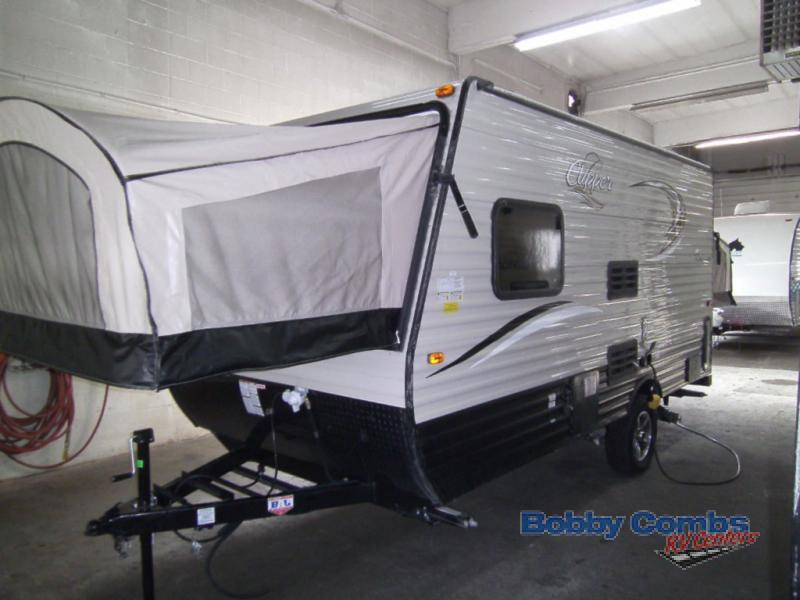 2017 Coachmen Rv Clipper Ultra-Lite 16RBD