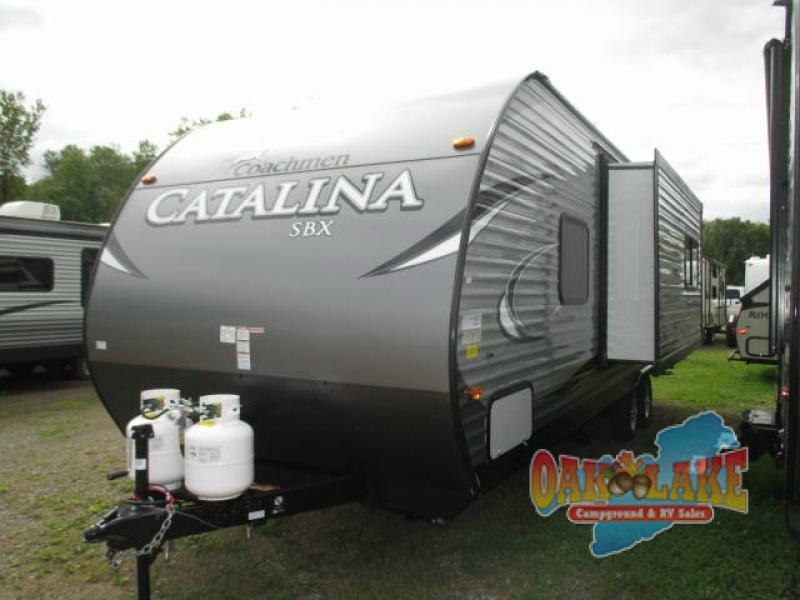 2017 Coachmen Rv Catalina SBX 261RKS