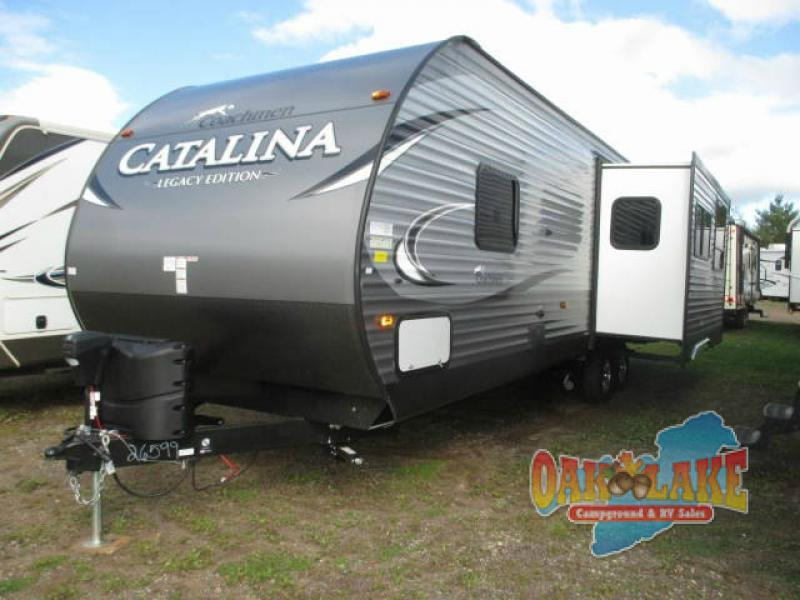 2017 Coachmen Rv Catalina 283RKS