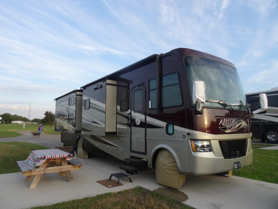2012 Tiffin Motorhomes ALLEGRO OPEN ROAD 35QBA