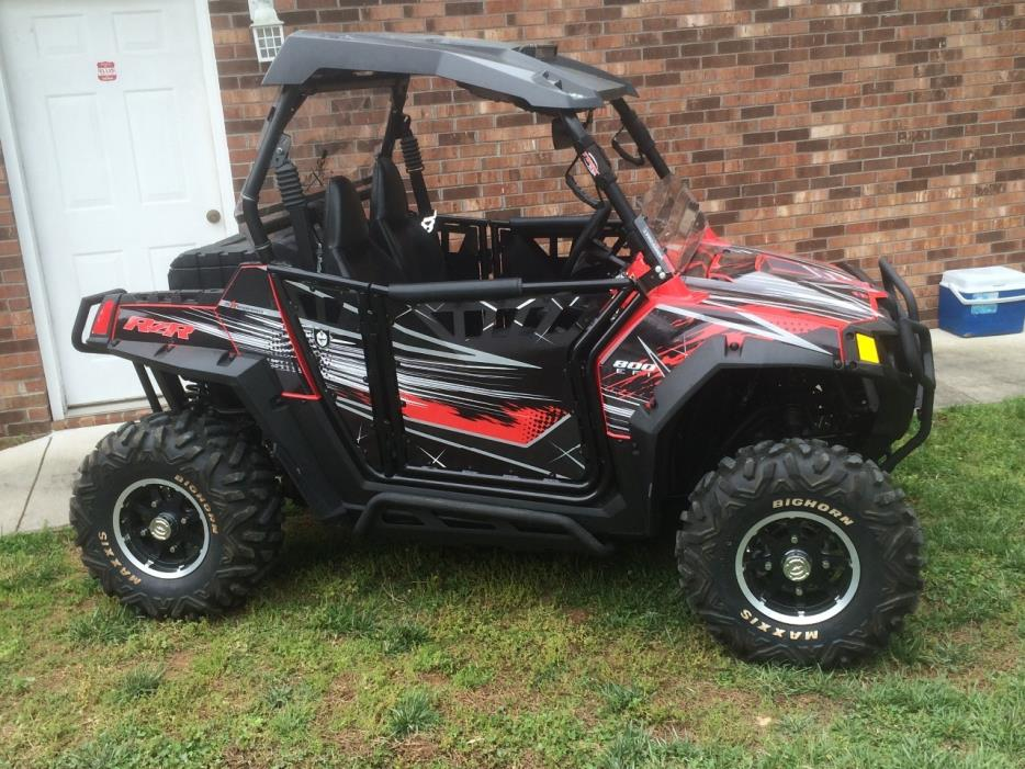 2013 Polaris RZR S 800 EPS LE