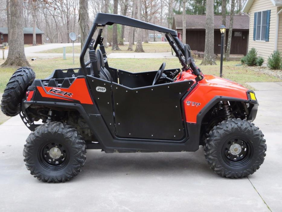 polaris rzr570 motorcycles for sale in illinois. Black Bedroom Furniture Sets. Home Design Ideas