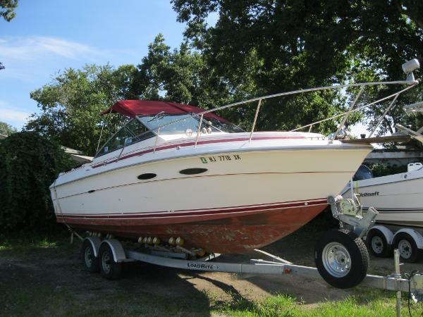 1985 Sea Ray Amberjack 255