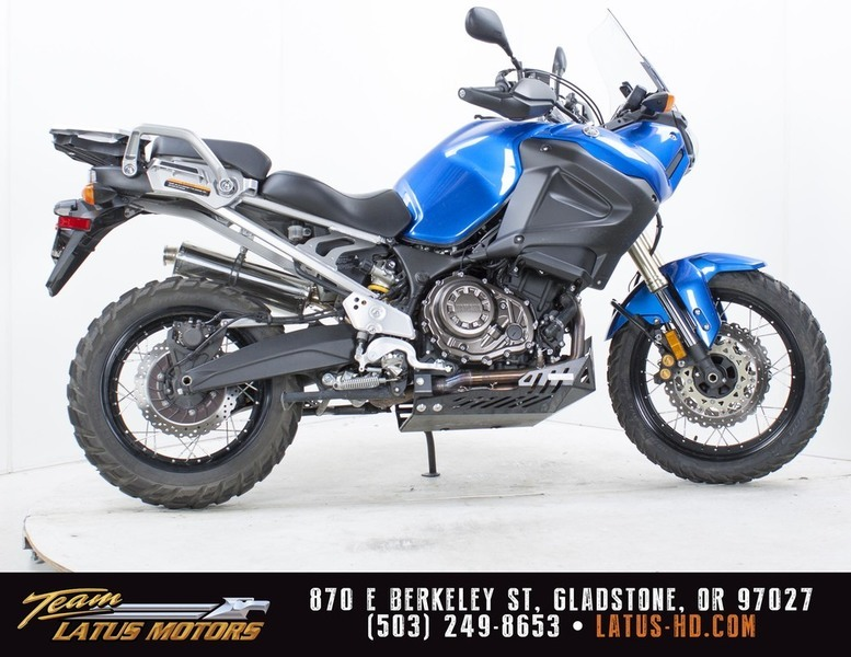 Yamaha super tenere motorcycles for sale in oregon for Yamaha eugene or