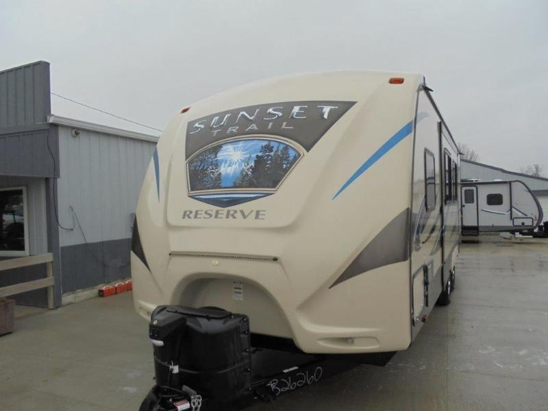2015 Crossroads Rv Sunset Trail Reserve ST26RB