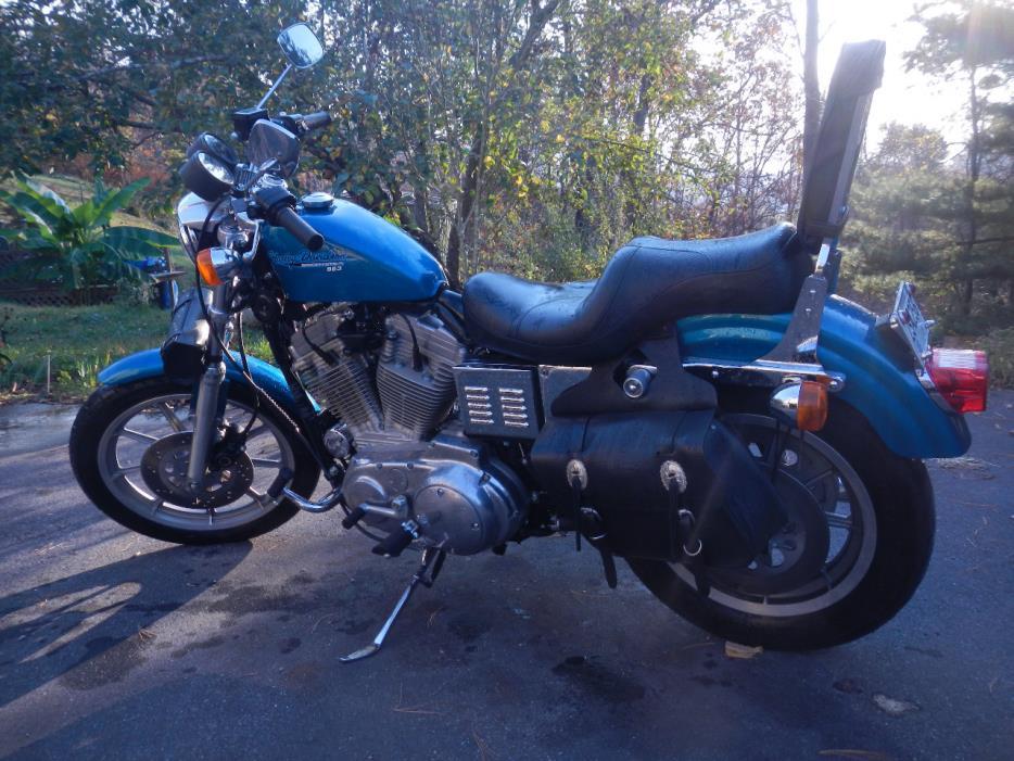 1995 Harley-Davidson SPORTSTER 883
