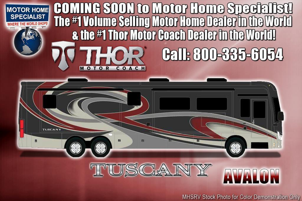 2018 Thor Motor Coach Tuscany 45AT Bath & 1/2 RV for Sale @ MH