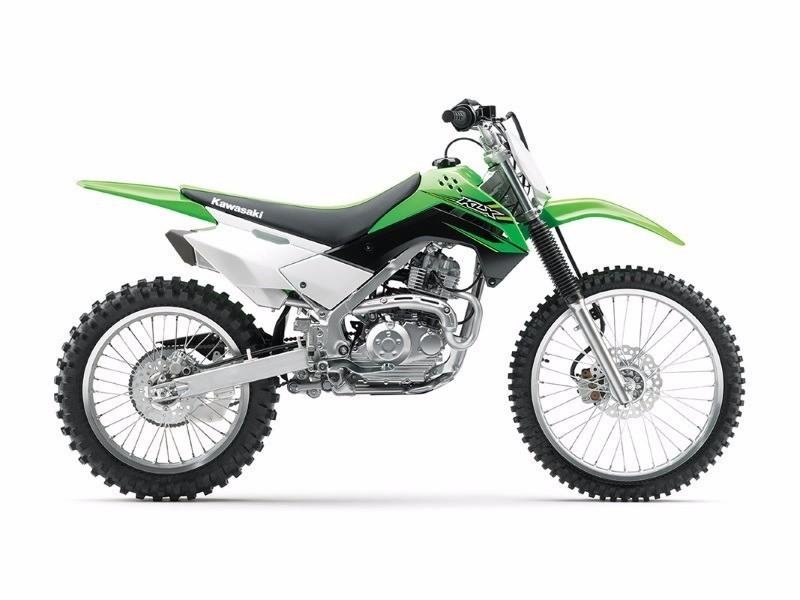 2017 Kawasaki KLX 140G