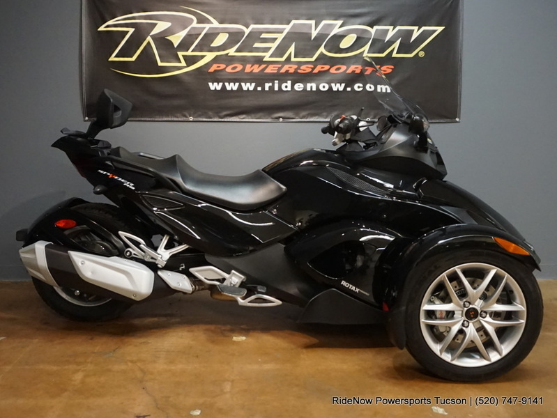 2013 Can-Am Spyder RS SM5