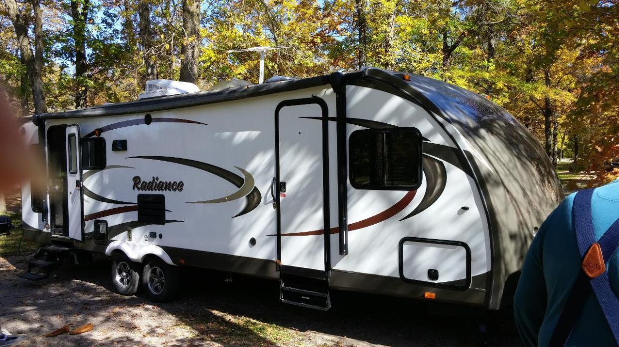 2014 Cruiser Rv Corp RADIANCE