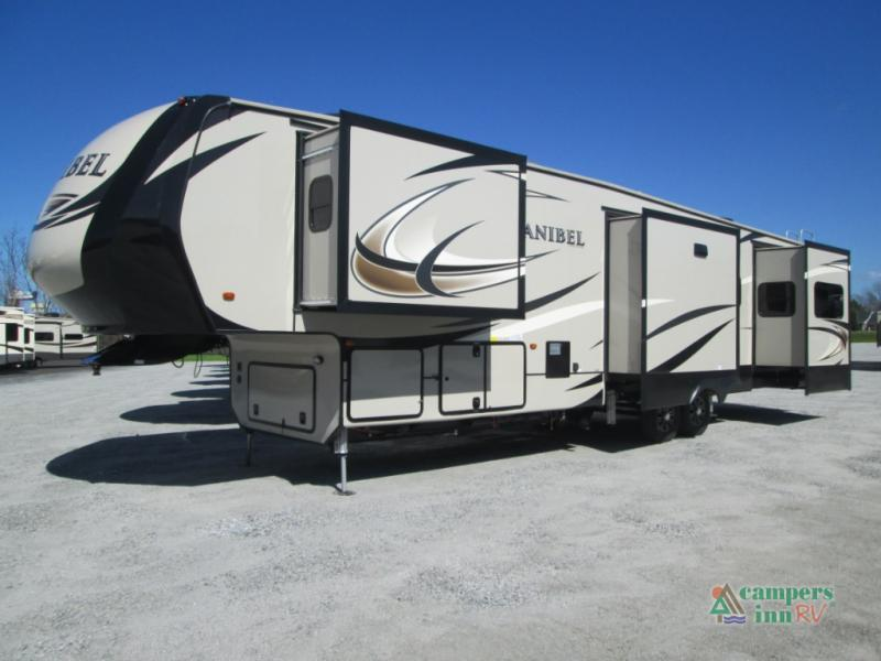 2017 Prime Time Rv Sanibel 3801