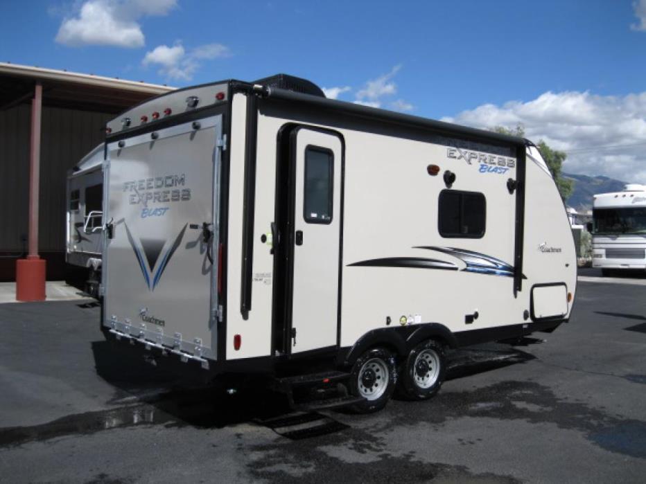 Coachmen Blast Vehicles For Sale