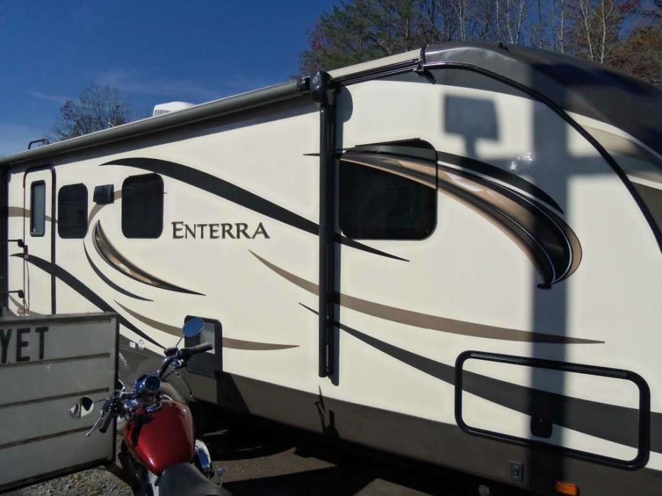 2015 Cruiser Rv Enterra 24DS