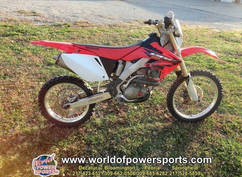 2004 Honda CRF250X CRF 250