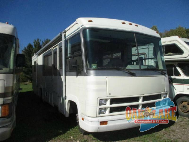 1992 Fleetwood Rv Flair H