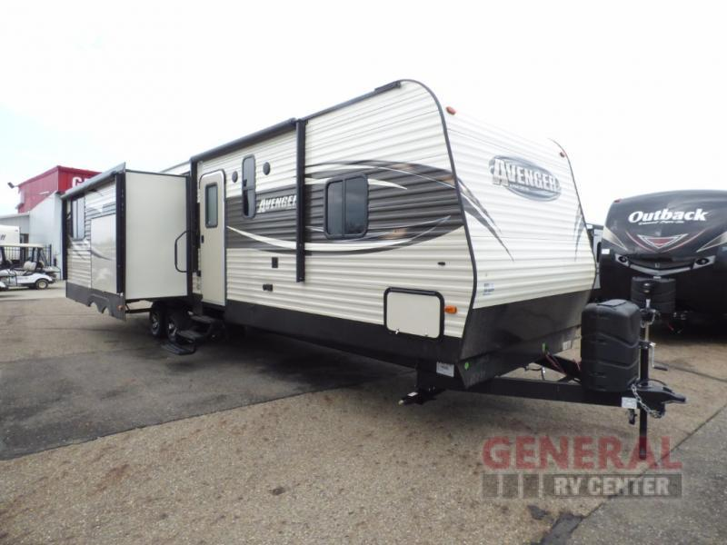 2017 Prime Time Rv Avenger 31RKD