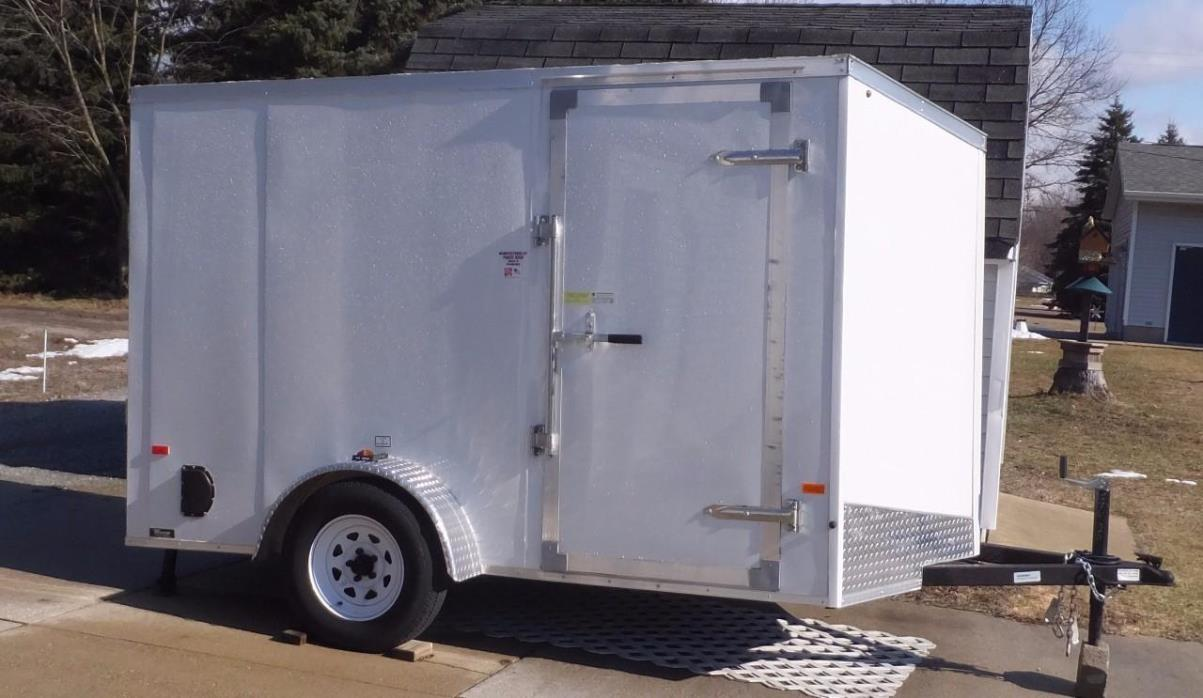 2014 Enclosed Trailer Vehicles For Sale