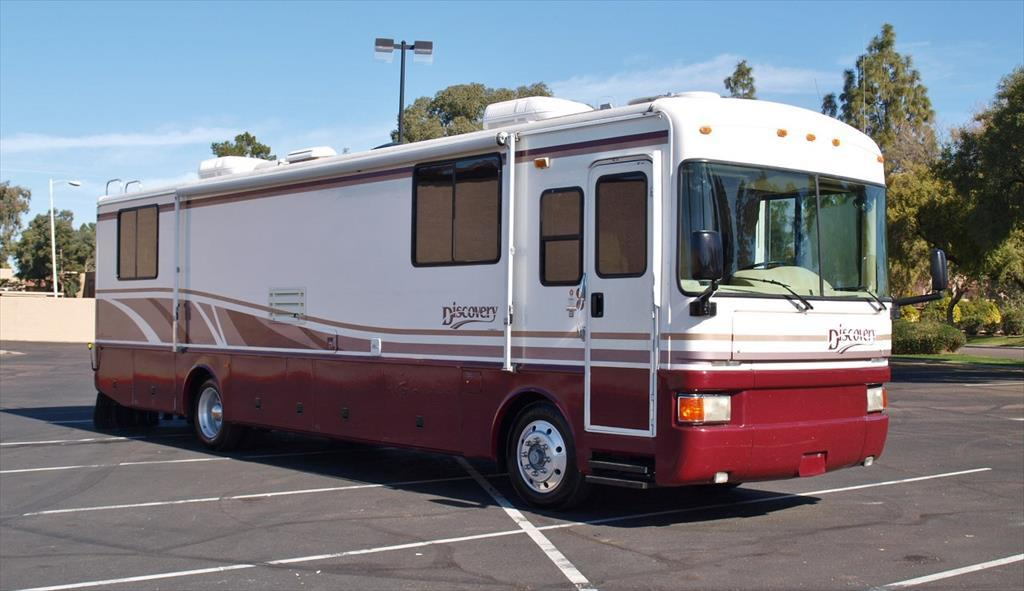 1998 Fleetwood Discovery Rvs For Sale