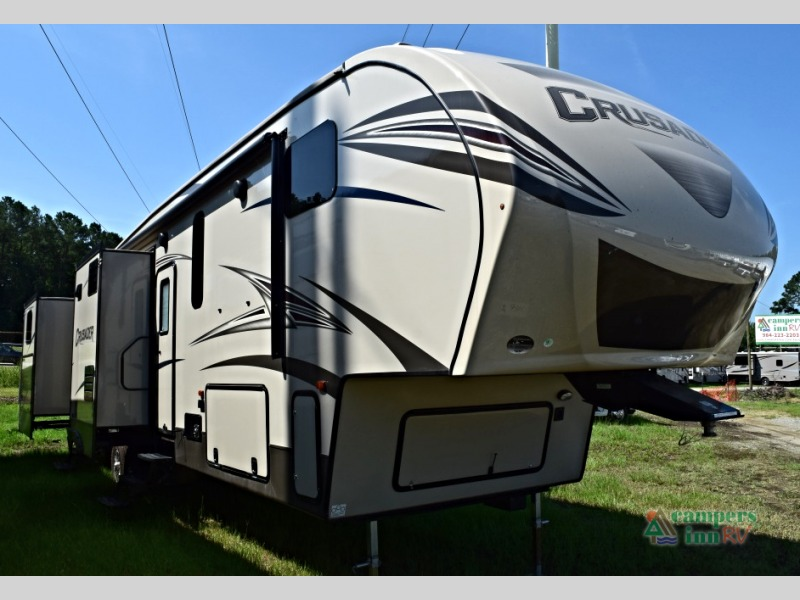 2017 Prime Time Rv Crusader 370BHQ
