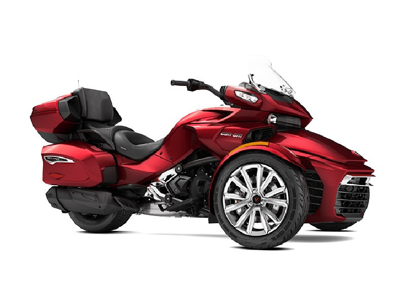 2017 Can-Am Spyder F3 Limited 6-Speed Semi-Automatic (SE6)