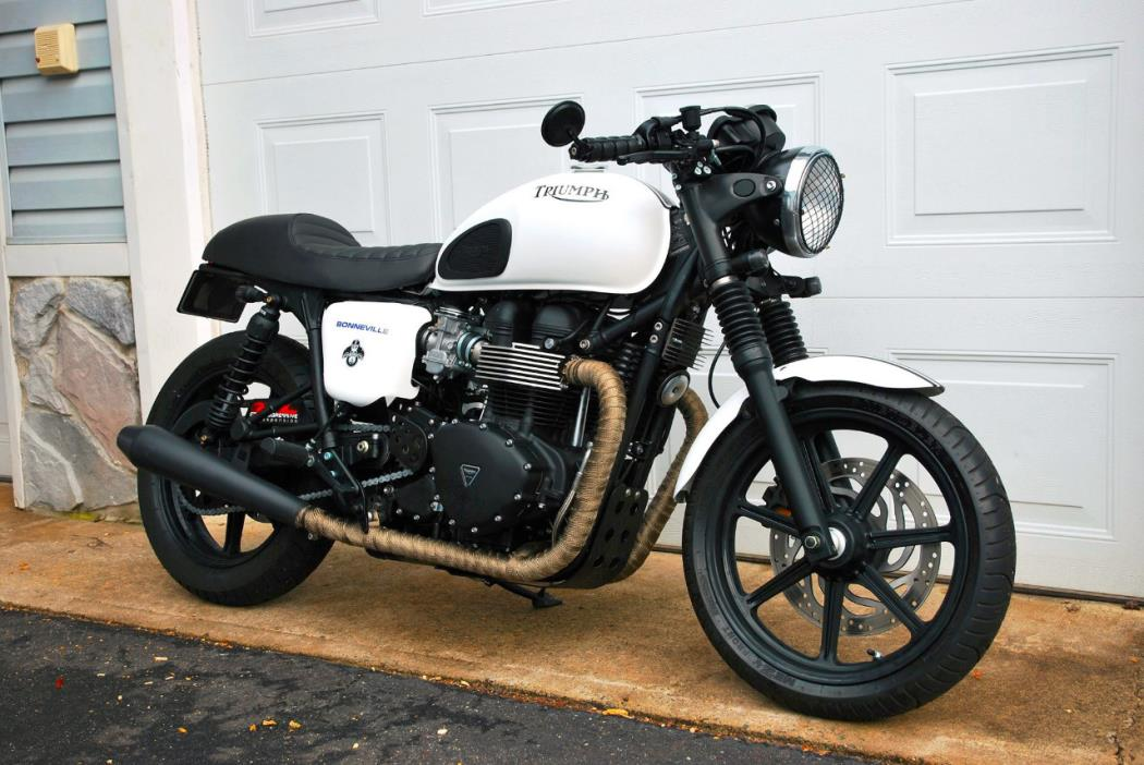 2013 Triumph Bonneville Se Motorcycles for sale