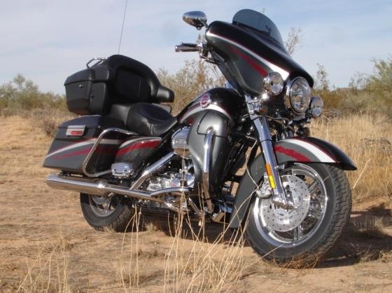 2006 Harley-Davidson ELECTRA GLIDE CVO ULTRA CLASSIC