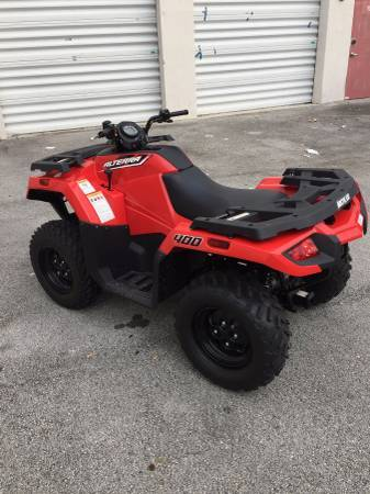 2016 Arctic Cat 400